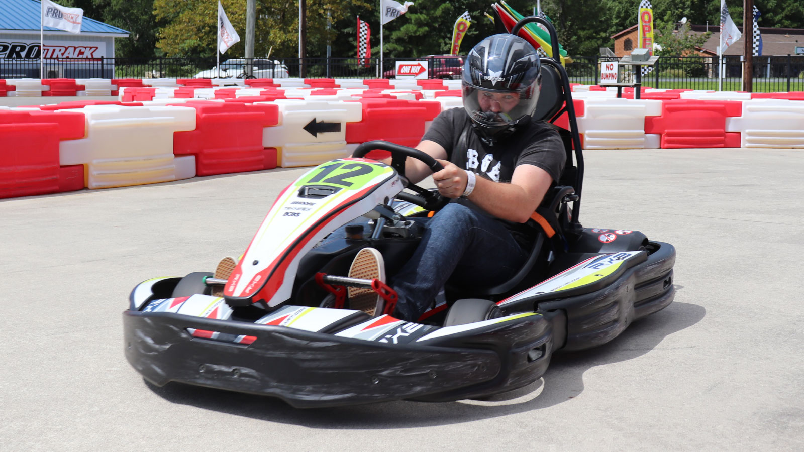 Pro Track Go-Kart Racing in Ocean City Maryland
